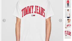 Tommy Hilfiger - JEANS Tričko