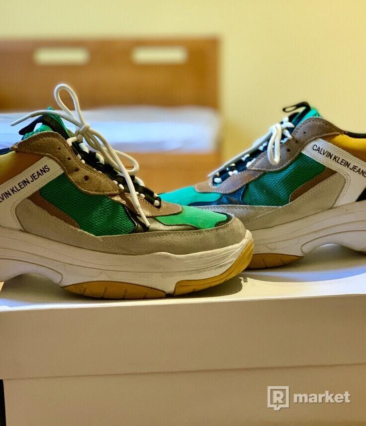 Tenisky Calvin Klein Marvin shoes