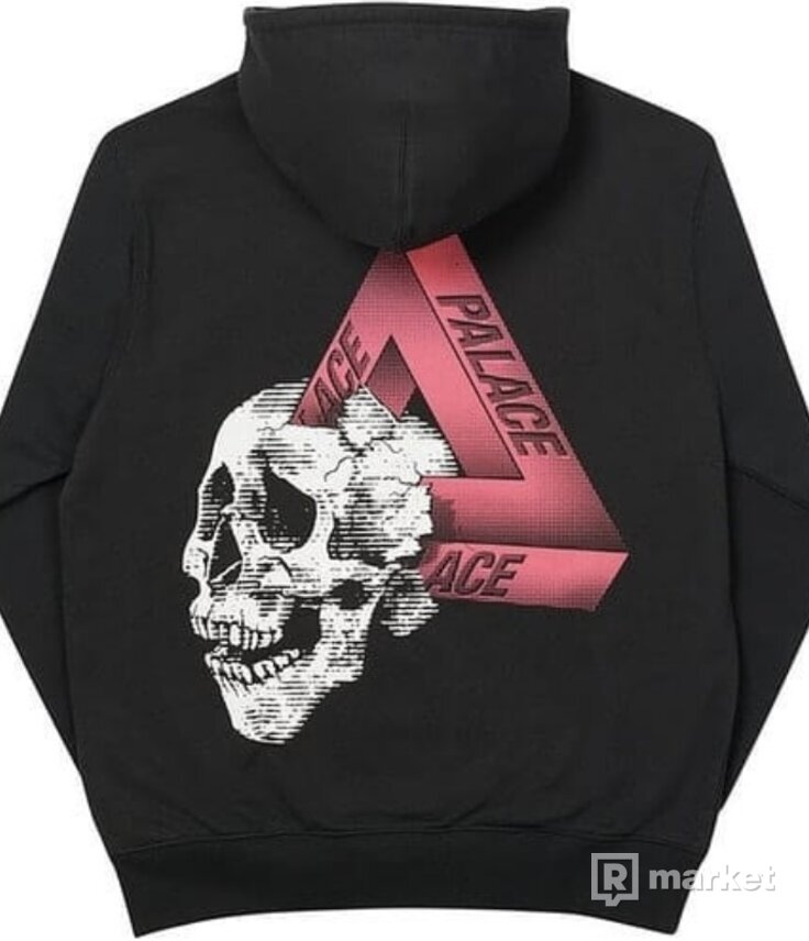 Palace Tri-crushers hoodie