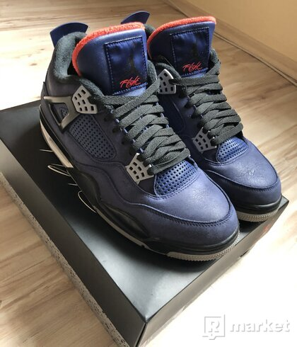 Air Jordan 4 Loyal Blue