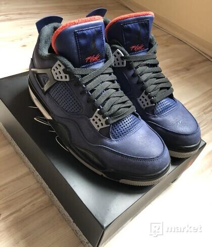Air Jordan 4 Loyal Blue