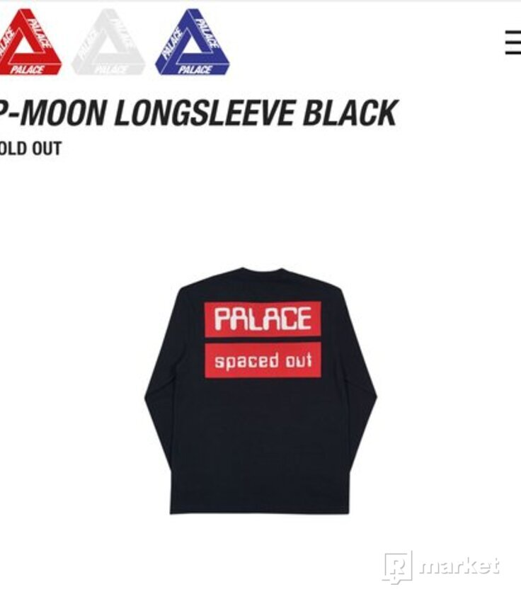 Palace P-Moon longsleeve