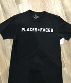 Places+Faces tee