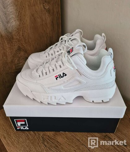 FILA DISRUPTOR II LOW