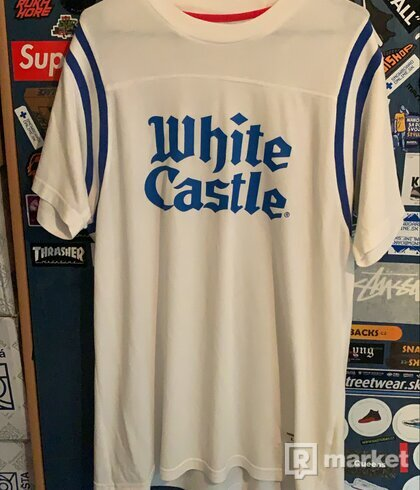 Supreme White Castle T-Shirt