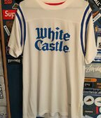 Supreme White Castle T-Shirt