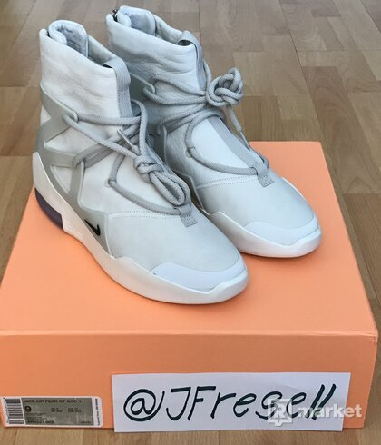 Nike Fear of God 1 Light Bone BNIB