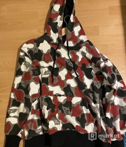 Ripndip camo hoodie