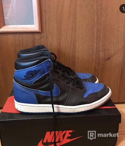Air jordan retro royal