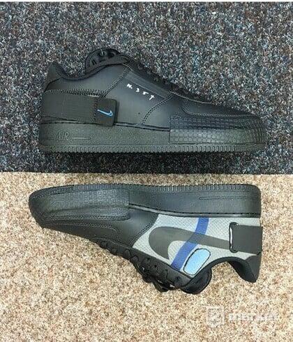 Nike AF-1 Type Black