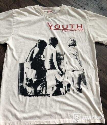 Raf Simons Youth Tee