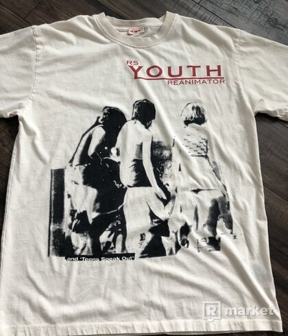 Raf Simons Youth Tee
