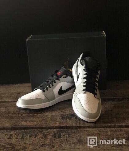 Nike Air Jordan low - Smoke grey
