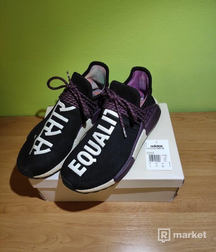 Adidas Human Race NMD Pharrell Holi Festival (Core Black)