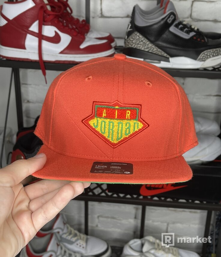 Nike Jordan kšiltovka