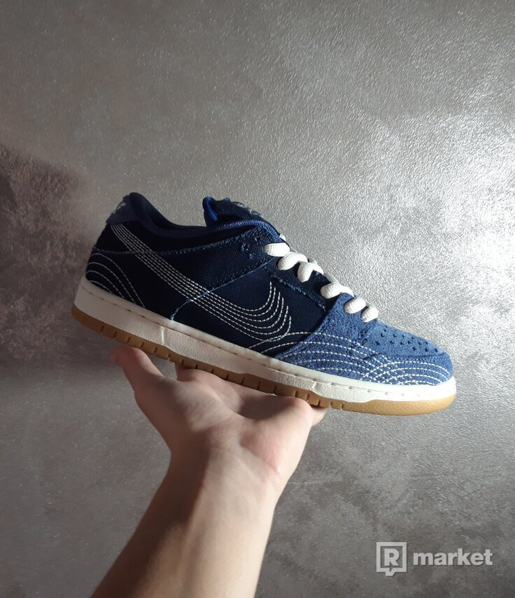Dunk Denim Sashiko