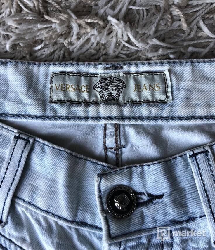 Versace pants - baggy fit
