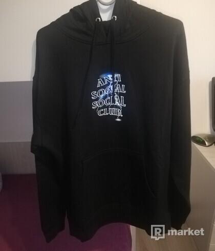 ASSC Twister Black hoodie