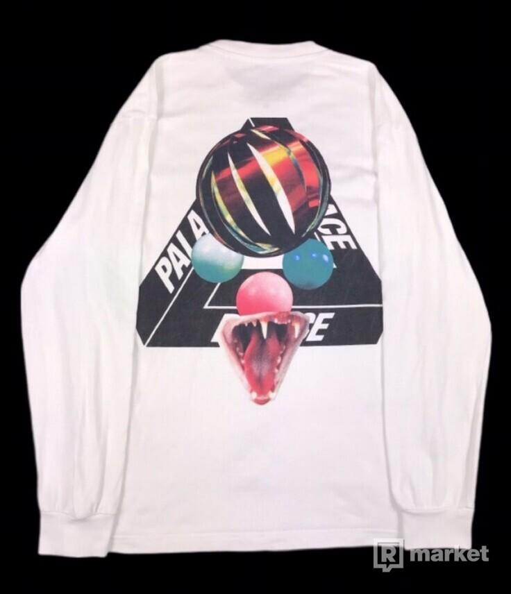 Palace Sans Ferg T-Shirt White