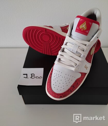Air Jordan 1 Low Spades