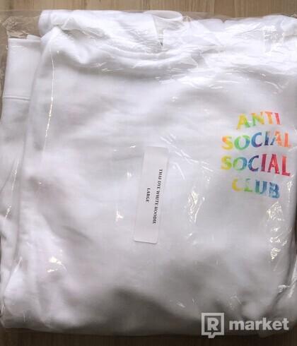 Assc Thai dye hoodie