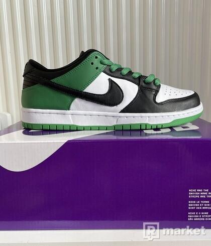 Nike SB Dunk Low Pro Classic Green EU 44