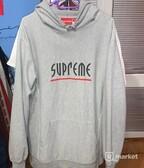 supreme ss14 riot hoodie