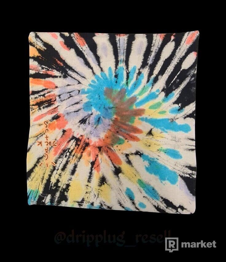 Travis Scott - Tie Dye t-shirt ss19