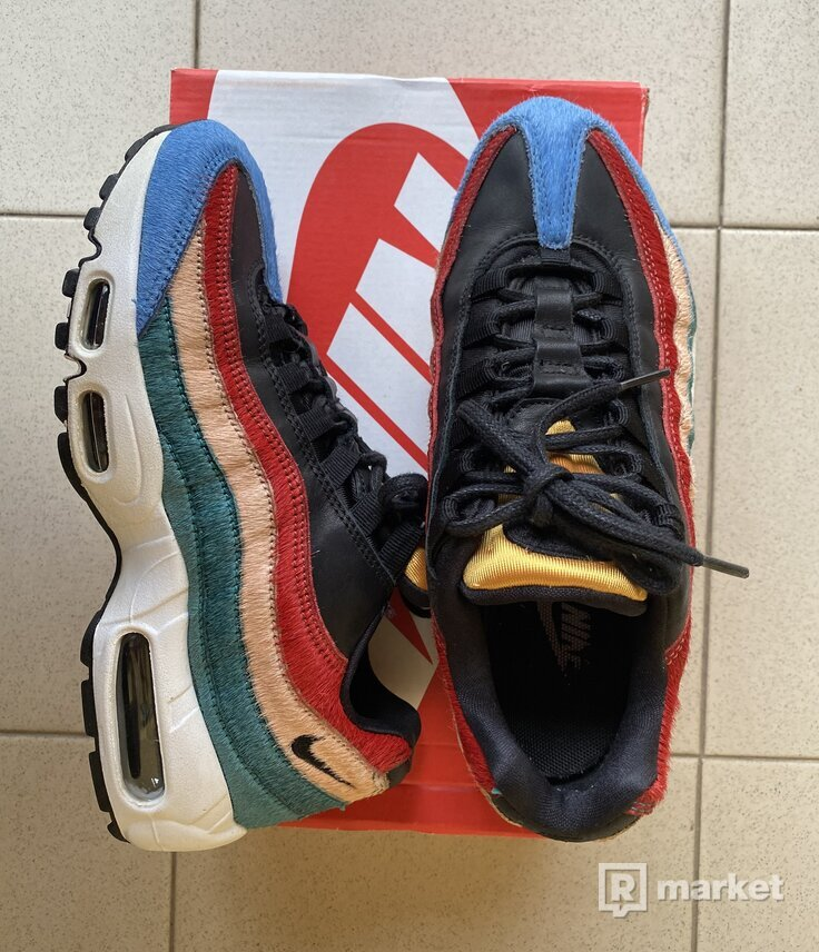Nike Air Max 95 Multicolor