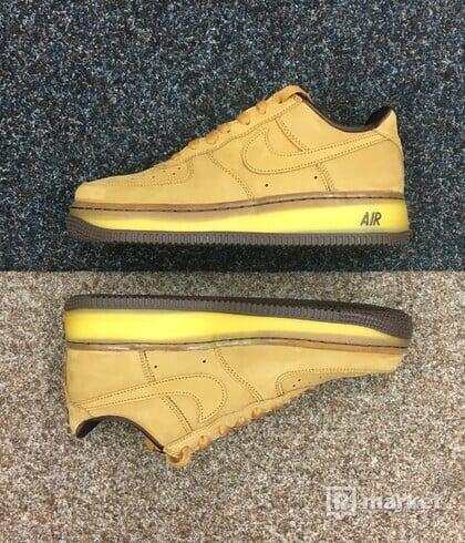 Nike Air Force 1 Wheat Dark Mocha