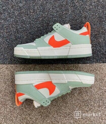 Nike Dunk Low Disrupt Sea Glass
