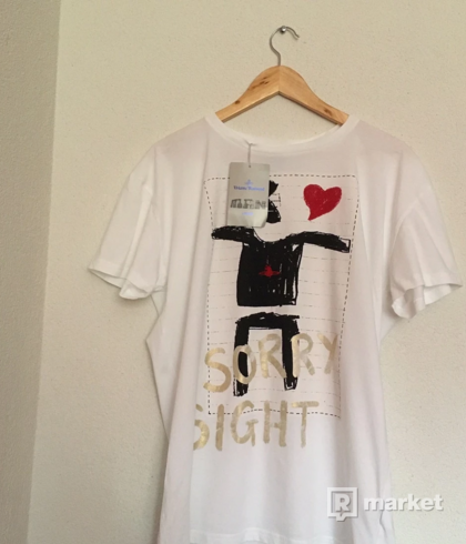 Vivienne Westwood Sorry Sight tee