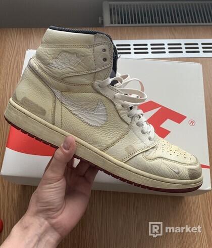 Air Jordan 1 x Nigel Sylvester