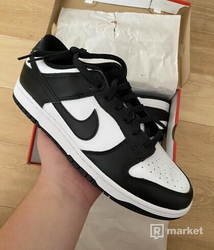 Nike dunk low retro Panda