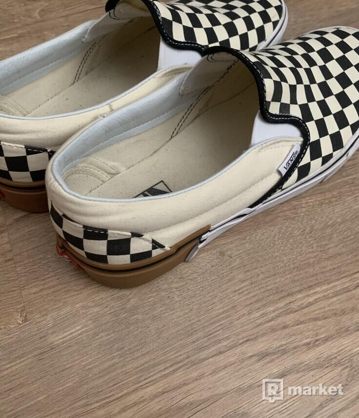 Vans Slip On Gum Block, 44