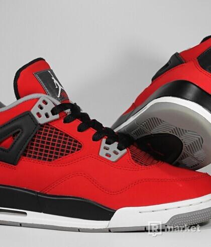 """Air Jordan Retro 4 """"Toro Bravo"""" 2013 GS"""