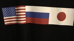 Gosha flag tee
