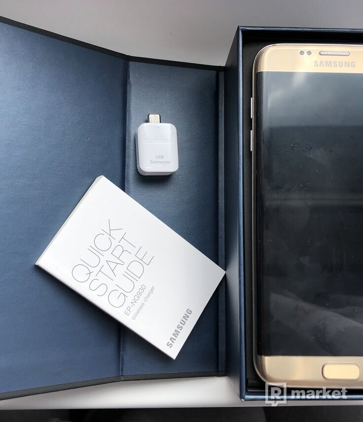 Samsung galaxy S7 Edge- 32GB Gold