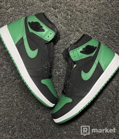 "Air Jordan 1 Retro High ,,Pine Green"""