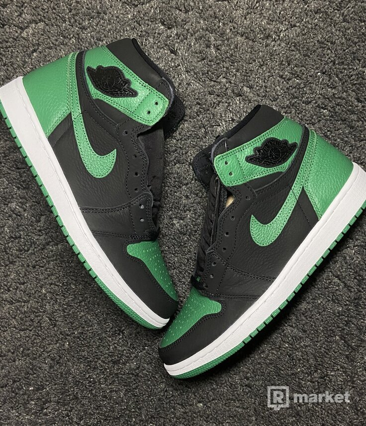 Air Jordan 1 Retro High ,,Pine Green""