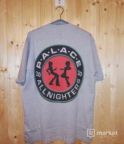 Palace All nighters tee