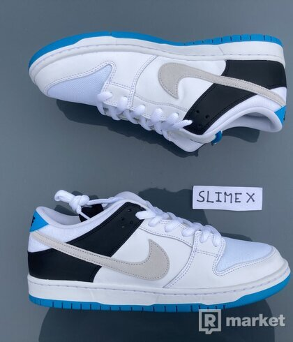 Nike SB Dunk Low Pro Laser Blue