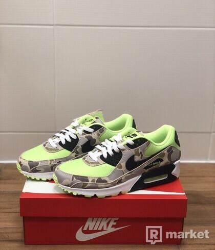 Nike Air Max Green Camo