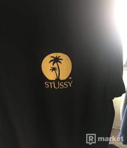 Stussy sundown tee