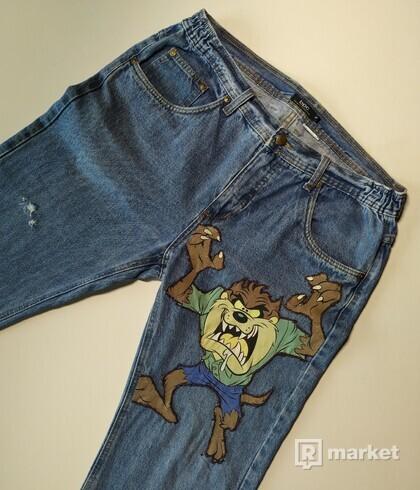 Custom Taz pants