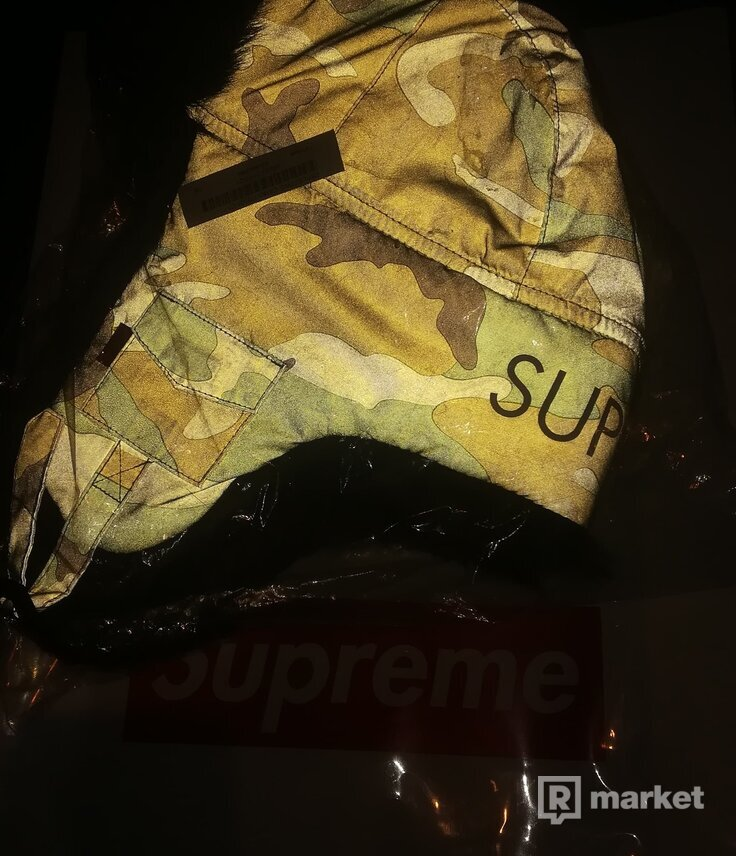 Supreme Reflective Camo Trooper