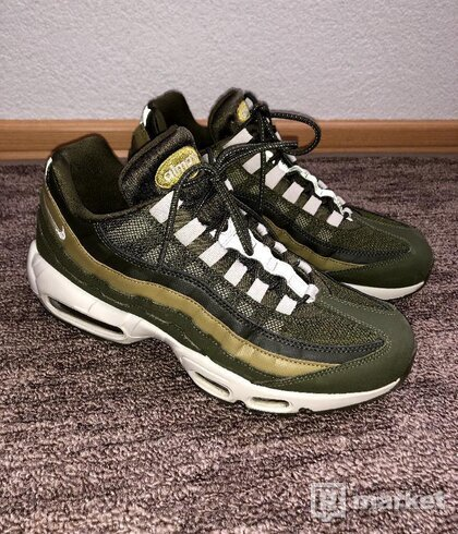 "Nike air max 95 ""Olive canvas"""