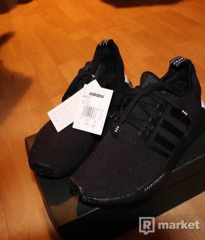 Adidas NMD R1 Japan Black