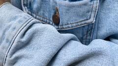 Wrangler riflová bunda