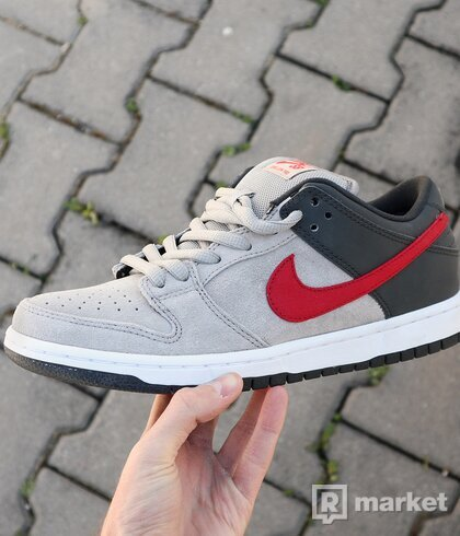 2012 SB Dunk Low Medium Grey US7.5